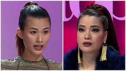 Cao Thiên Trang quát giám khảo Next Top: '3 anh chị lấy tư cách gì mà chửi tôi?'