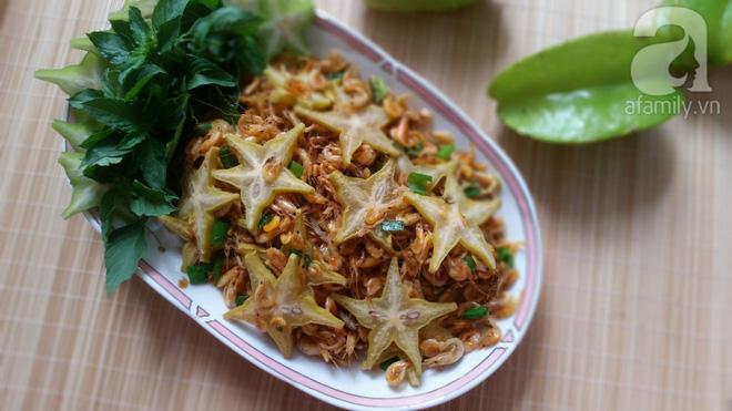 Tép rang khế - món ăn dân dã mà hao cơm-5