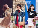 Street style tuần qua của tiên nữ cử tạ Kim Bok Joo nữ tính nhất dàn mỹ nhân Hàn-11