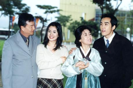 Song Hye Kyo không phải là lựa chọn đầu tiên cho vai Eun Seo trong Trái tim mùa thu-2