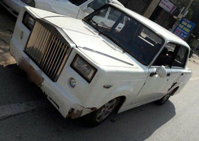 Rolls-Royce tự chế của người Việt lên báo Tây-1