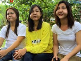 3 cô bạn thân người Philippines cùng biến dạng mặt vì tiêm filler giá rẻ