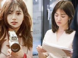 Mỹ nhân Hàn để mặt mộc trên phim: Người 'sống sót', kẻ 'phờ phạc'?