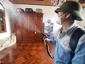 Tại sao muỗi gây sốt xuất huyết vẫn sống sau khi phun hóa chất?