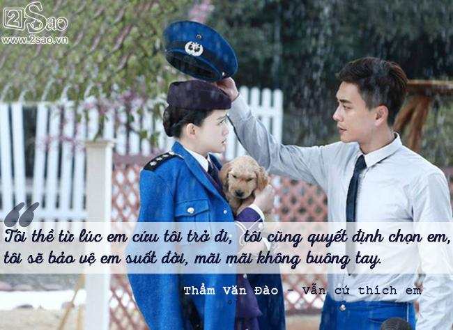 Rơi nước mắt với những câu thoại đầy day dứt của loạt nam phụ trong phim Hoa ngữ-2