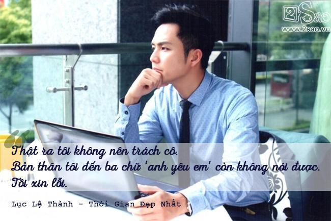 Rơi nước mắt với những câu thoại đầy day dứt của loạt nam phụ trong phim Hoa ngữ-3