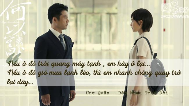 Rơi nước mắt với những câu thoại đầy day dứt của loạt nam phụ trong phim Hoa ngữ-5