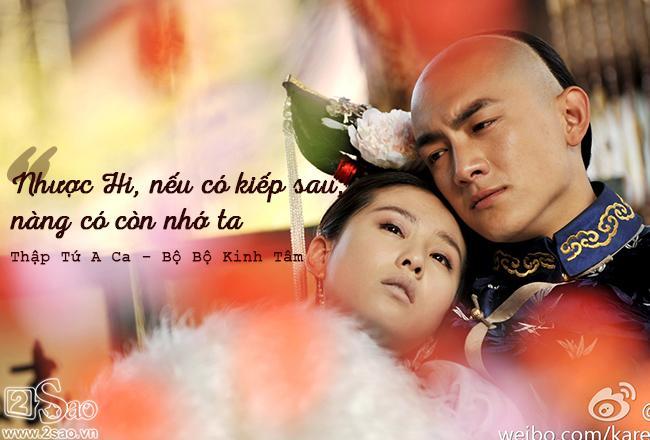 Rơi nước mắt với những câu thoại đầy day dứt của loạt nam phụ trong phim Hoa ngữ-6