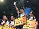Xuất sắc vượt qua 4 phần thi, Phan Đăng Nhật Minh đoạt Quán quân 'Đường lên đỉnh Olympia'