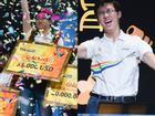 Tua chậm những phần thi 'thần tốc' của quán quân Olympia 2017 - Phan Đăng Nhật Minh