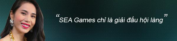 Tên Thủy Tiên sáng nhất showbiz tuần qua khi tuyên bố SEA Games chỉ là giải đấu hội làng-1