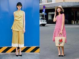 Thời trang biến hóa của Nguyễn Hợp - thí sinh đầu tiên bị loại trực tiếp trong lịch sử Next Top