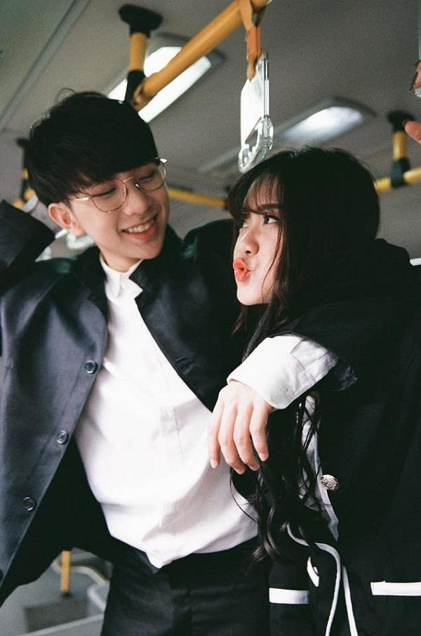 Ghen tỵ với bộ ảnh kỉ niệm tình bạn 4 năm của cặp hotteen đến từ Đồng Nai-9