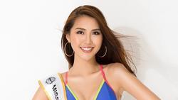 Vừa 'ẵm' giải Á quân The Face, Tường Linh tiếp tục chinh chiến Hoa hậu Liên lục địa 2017