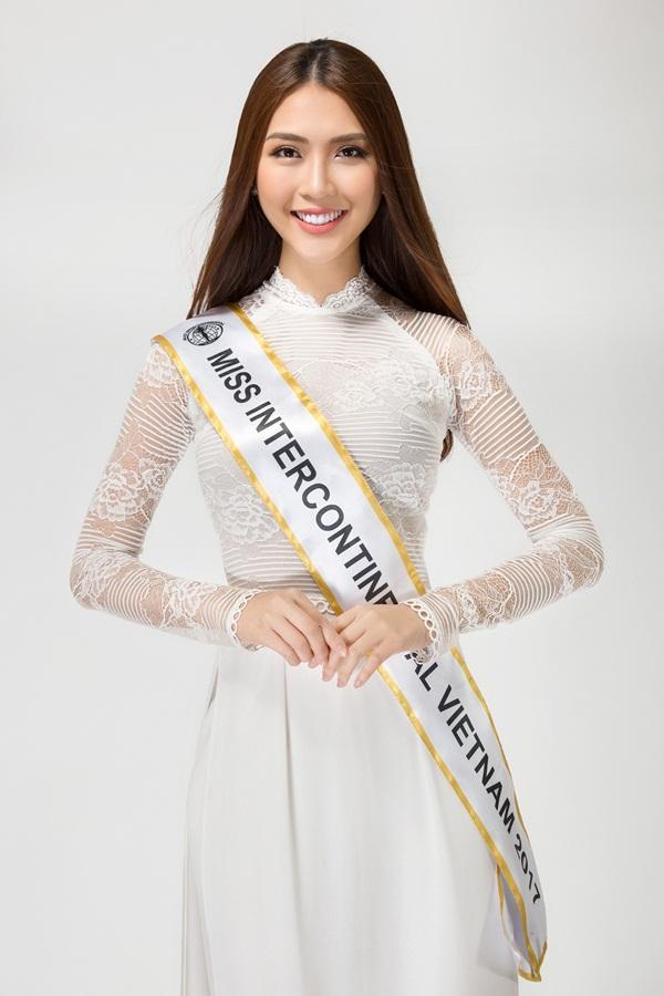 Vừa ẵm giải Á quân The Face, Tường Linh tiếp tục chinh chiến Hoa hậu Liên lục địa 2017-1