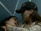 Trang Nhung dùng dao cướp của, phi thân đánh người trong phim mới