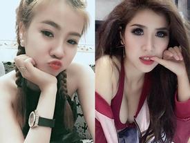 Vẻ đẹp nóng bỏng của hai cô gái 'ám ảnh' giới trẻ với bản nhạc chế 'Tạm biệt SEA Games'