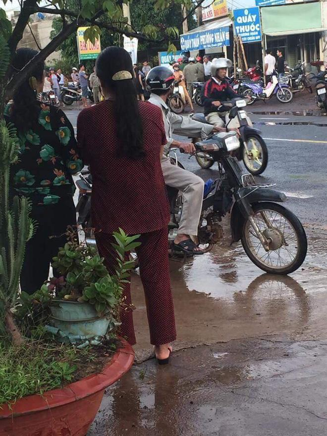 Án mạng rúng động Đồng Nai: Xin đểu không thành, thanh niên đâm thai phụ tử vong tại chỗ-2