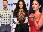 Sao khoe sắc trên thảm đỏ MTV VMAs 2017