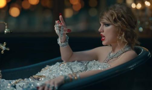 Đối thủ và tình cũ xuất hiện trong MV mới của Taylor Swift-1