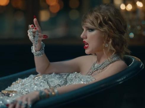 Đối thủ và tình cũ xuất hiện trong MV mới của Taylor Swift