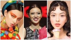 Không chỉ đoạt quán quân, Tú Hảo còn có tới 3 chiến thắng áp đảo tại 'The Face 2017'