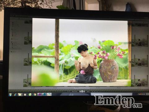 Sen cuối mùa, chị em Hà thành háo hức chi tiền triệu chụp ảnh nude níu kéo thanh xuân-2