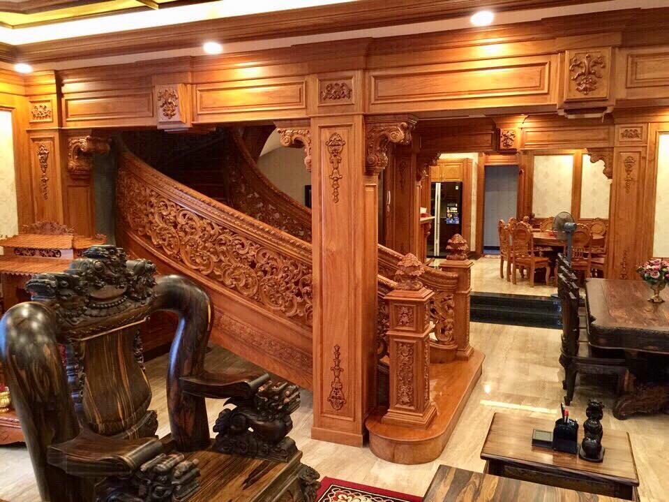 Cư dân mạng vẫn chưa hạ nhiệt bàn tán về căn biệt thự gỗ rao bán giá... 55 tỷ đồng-10