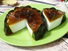 Bánh Trung thu rau câu cà phê nhân sữa dừa - món ngon không thể bỏ qua
