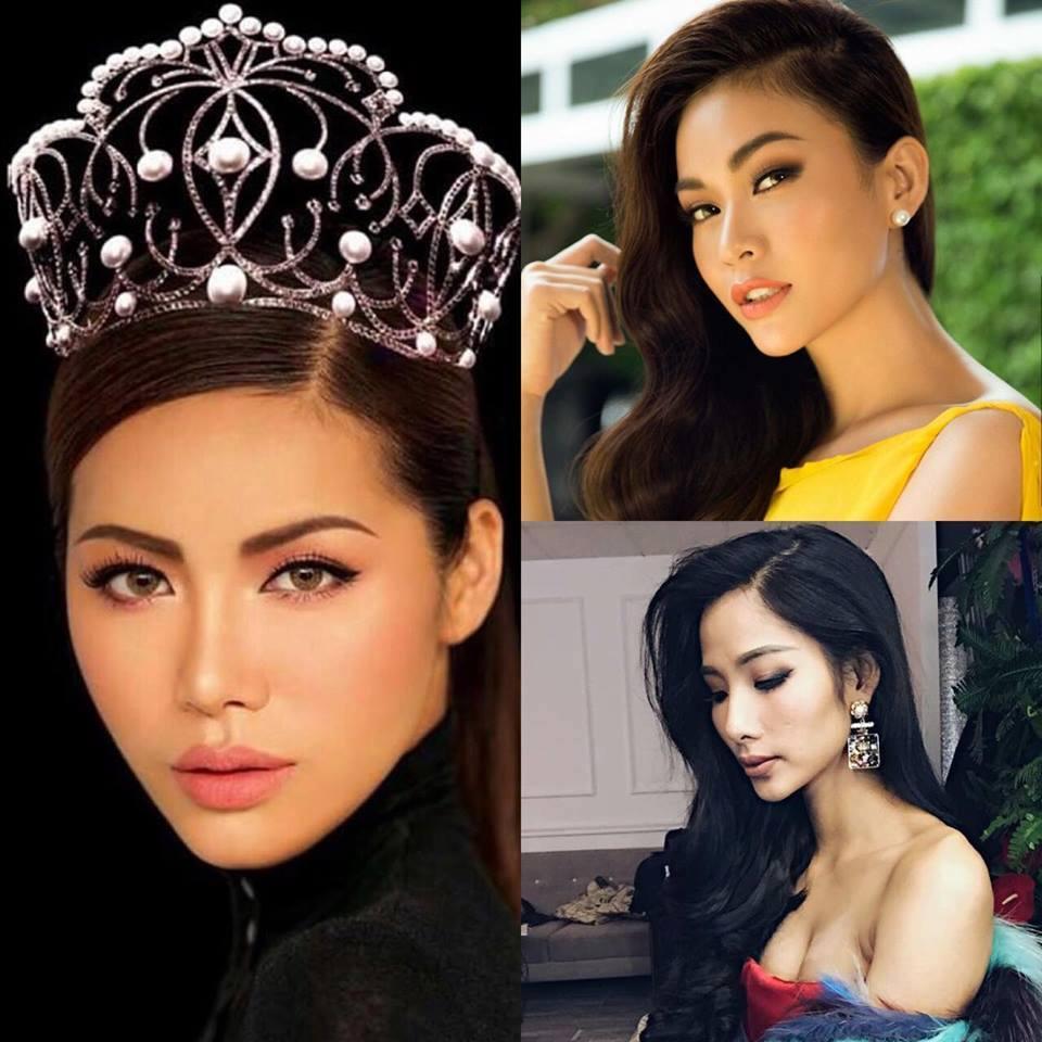 Hoàng Thùy: Tôi sẽ không thi Hoa hậu Hoàn Vũ Việt Nam-5