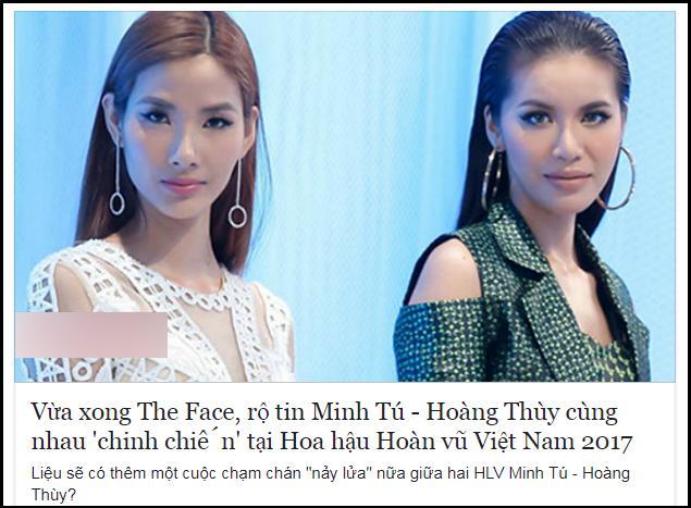 Hoàng Thùy: Tôi sẽ không thi Hoa hậu Hoàn Vũ Việt Nam-3