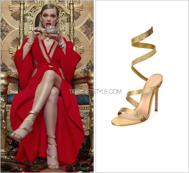 Không hổ danh rắn chúa, Taylor Swift chi cả tỷ đồng mua quần áo quay MV-2