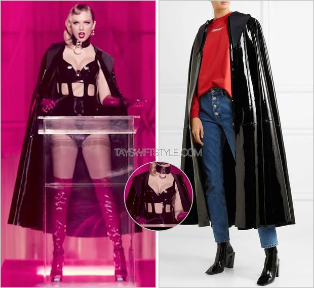 Không hổ danh rắn chúa, Taylor Swift chi cả tỷ đồng mua quần áo quay MV-4