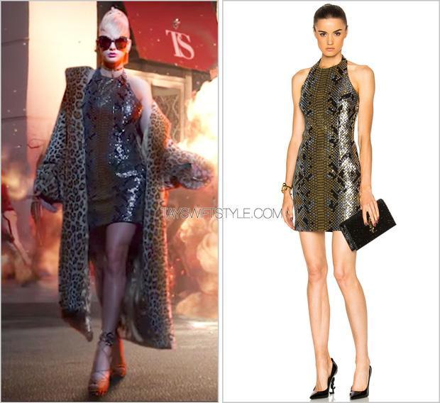 Không hổ danh rắn chúa, Taylor Swift chi cả tỷ đồng mua quần áo quay MV-6