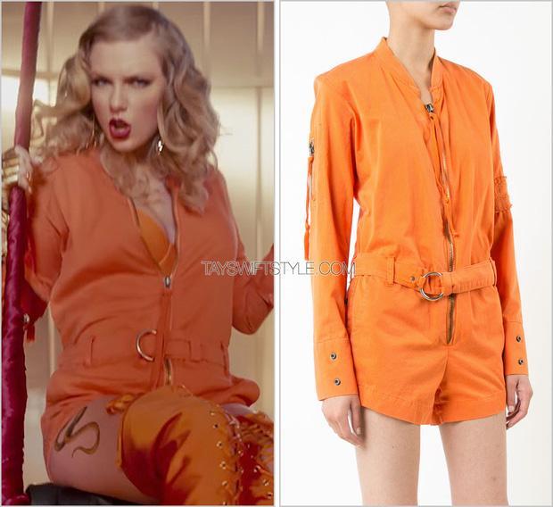 Không hổ danh rắn chúa, Taylor Swift chi cả tỷ đồng mua quần áo quay MV-9