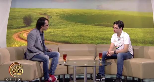 Nhật Minh Olympia lần đầu hát trên truyền hình, chia sẻ không thích cái tên cậu bé Google-1