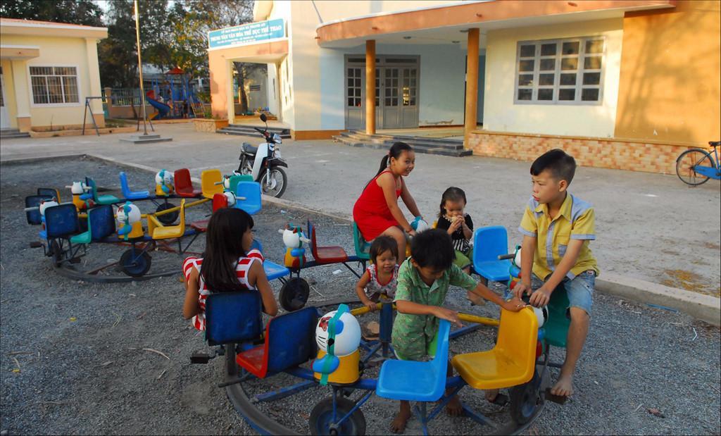 Khám phá Đảo Thạnh An - xã đảo hoang sơ ngay cạnh Sài Gòn
