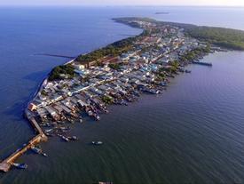 Hòn đảo hoang sơ ngay ngoại thành Sài Gòn