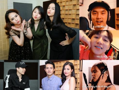 H.A.T – Ưng Hoàng Phúc tái hợp, Sơn Tùng xuất hiện trong MV kỷ niệm 15 năm sinh nhật êkip Quang Huy