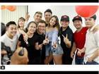 'Hot girl xinh nhất mạng xã hội' Celine Farach quay trở lại Việt Nam