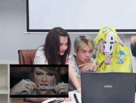 Đến dân văn phòng cũng không thể ngồi yên khi xem MV 'Look what you made me do'