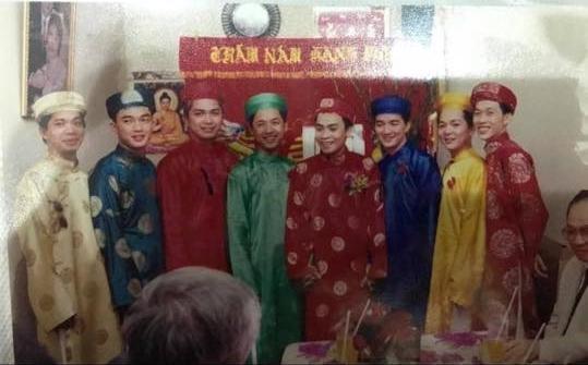 Vũ Hà hé lộ thời trai trẻ đi bê tráp đám cưới của Hoài Linh và Đàm Vĩnh Hưng-3