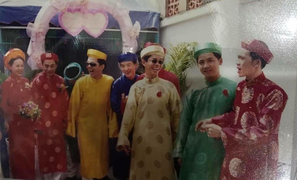 Vũ Hà hé lộ thời trai trẻ đi bê tráp đám cưới của Hoài Linh và Đàm Vĩnh Hưng-2