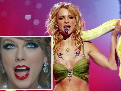 """Không ngờ """"Toxic"""" (Britney) lại hợp """"Look What You Made Me Do"""" (Taylor) đến thế này!"""