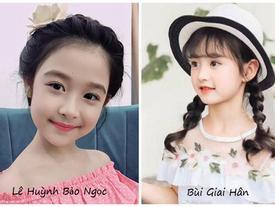Vẻ đẹp thiên thần của bé gái mới nổi được cho là xinh hơn Hoa khôi nhí Cần Thơ