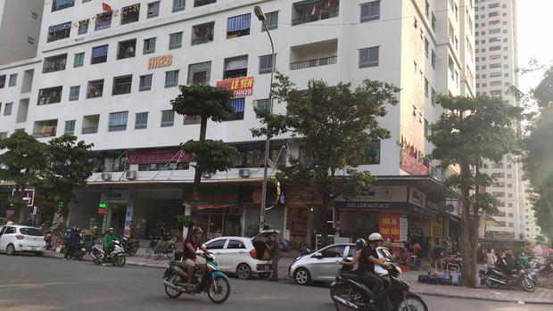 Cô gái ném dao thớt từ tầng 11 chung cư Linh Đàm có biểu hiện trầm cảm sau sinh-1