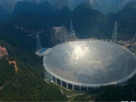 Du khách đổ xô tìm người ngoài hành tinh tại đài thiên văn lớn nhất thế giới