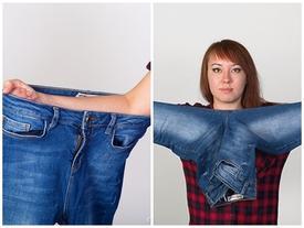3 mẹo giúp chị em chọn quần jeans 'vừa như in' mà chẳng cần phải thử!