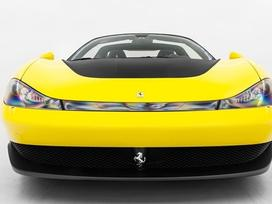 Siêu xe lạ Ferrari Sergio được bán với giá 6,1 triệu USD
