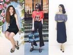 Street style tuần qua của tiên nữ cử tạ Kim Bok Joo nữ tính nhất dàn mỹ nhân Hàn-12